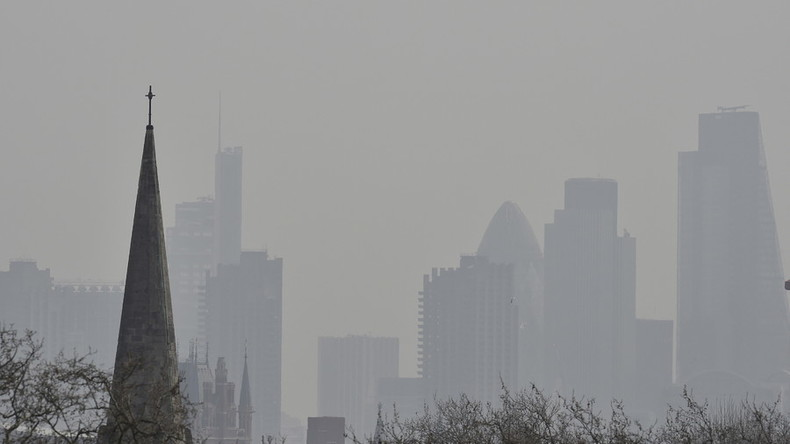 Air pollution threatens death even 'decades after exposure' – UK scientists