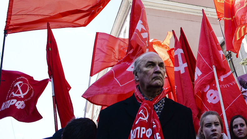 Communists plan 'popular patriotic coalition' to counter United Russia at future polls