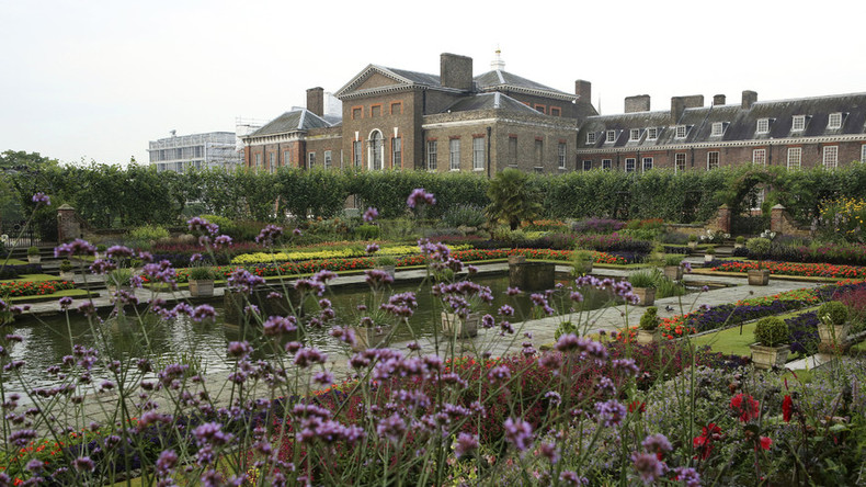 London man sets himself on fire outside Kensington Palace