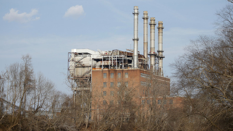 Largest electric company in US fined $6.6m for coal ash spill