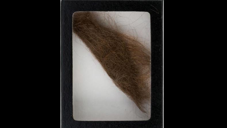 Hair-raising auction: Decades old tuft of John Lennon's barnet to sell for $12k