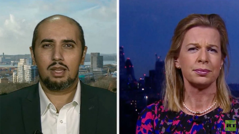 Hopkins vs Ansar: Far-right 'prejudice', hate, hysteria & anti-Muslim animus debate on RT (VIDEO)