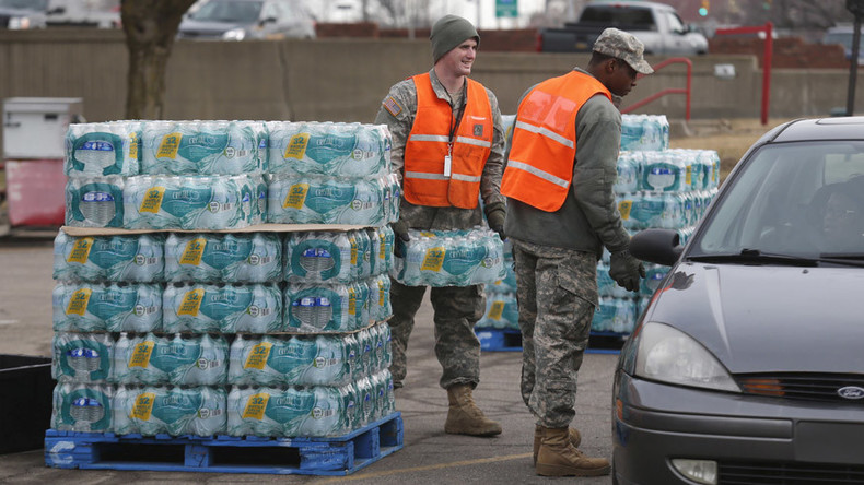 Flint emergency manager knew about Legionnaires' outbreak 11 months ago – report