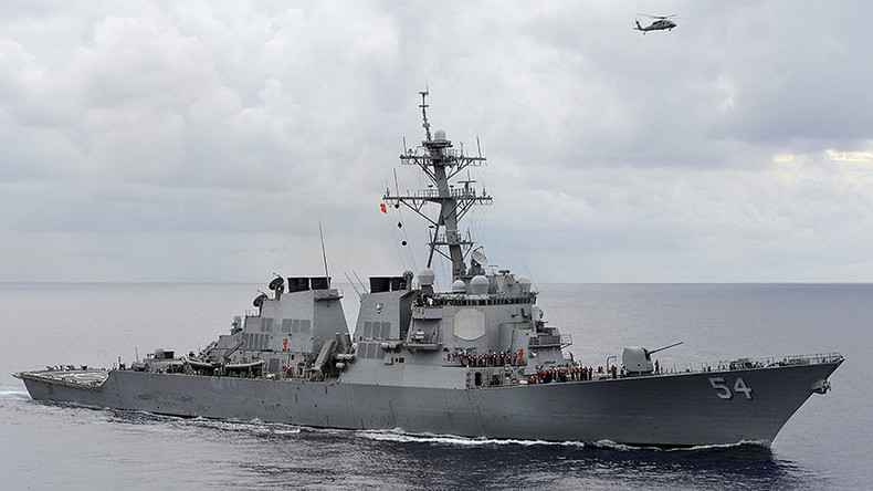 US & India mull over 'joint patrols' in South China Sea — report