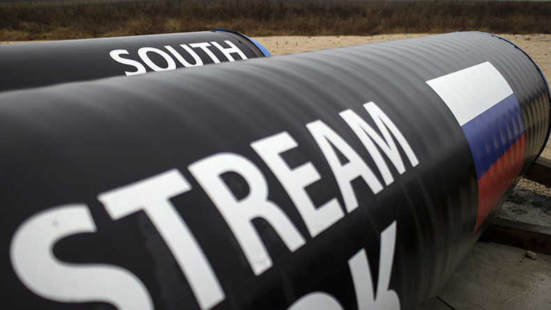 Europe lays out conditions for Russia's South Stream return
