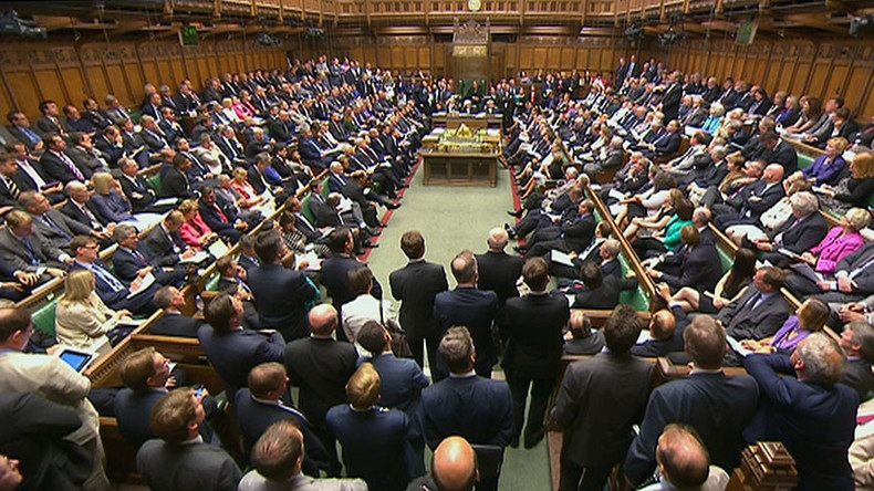 British MPs get extra £1,000… their 2nd pay rise in a year