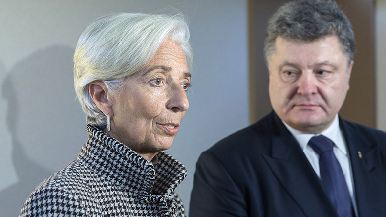 IMF warns Ukraine: fight corruption or lose funding