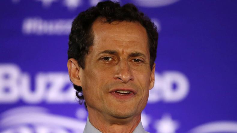 Anthony Weiner: I'd Be 'Surprised If Hillary Won New Hampshire'