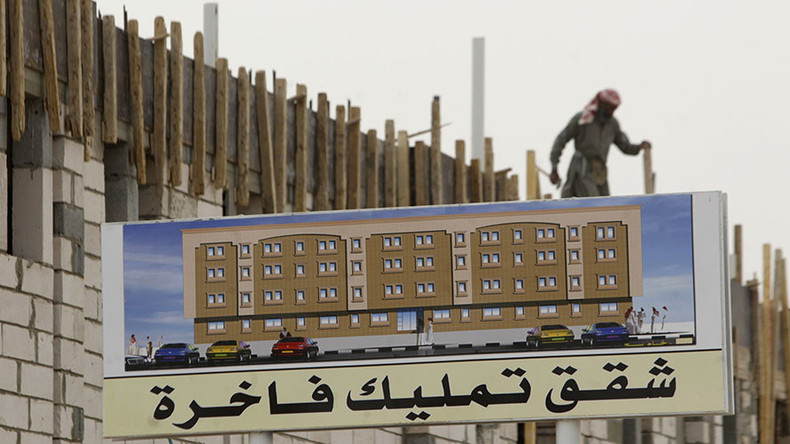 Saudi Arabia's construction sector hit by spending cuts