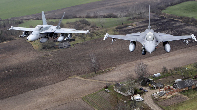 NATO mission creep in Eastern Europe fomenting Cold War II