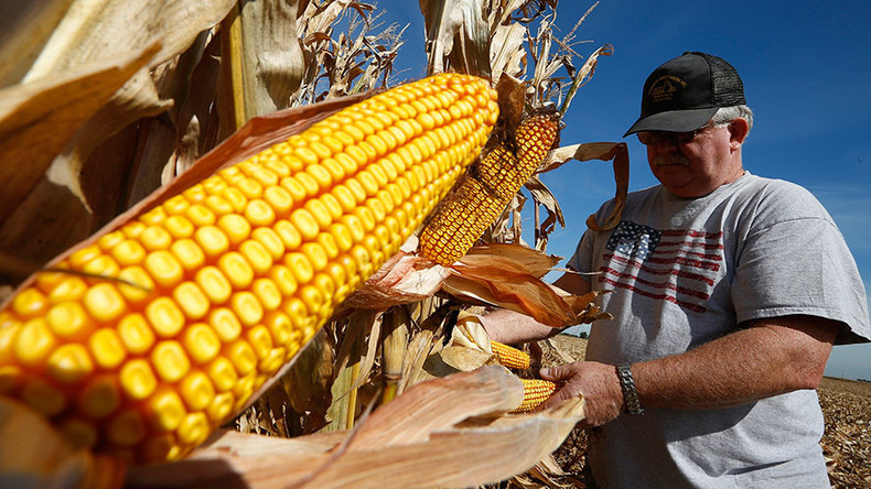 US 'disappointed' over Russia's corn & soybean ban