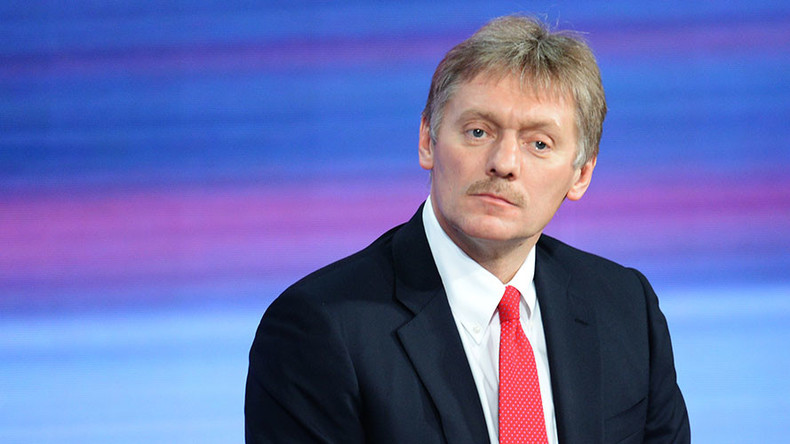 Kremlin spokesman refutes allegations of planned internet control