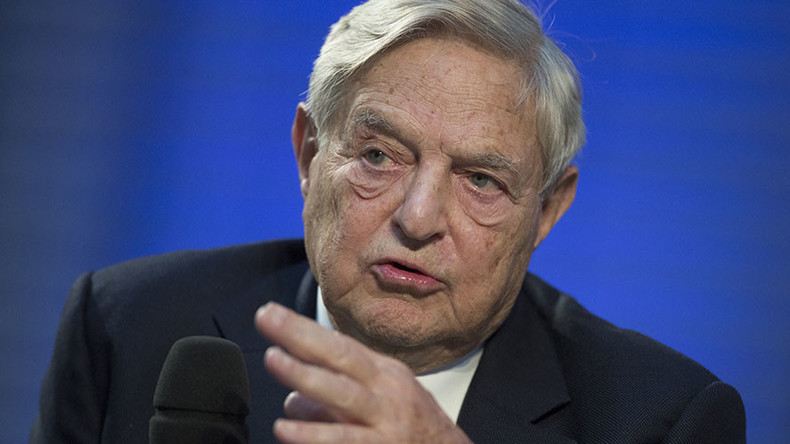 Soros: 'Putin aims at EU disintegration, threat from Russia bigger than from jihadi attacks'