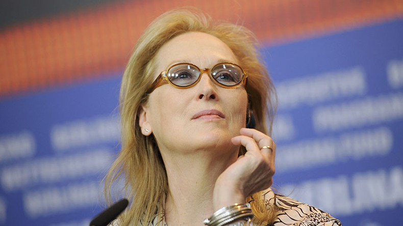 'We're all Africans really': Meryl Streep defends all-white film jury, sets Twitter alight