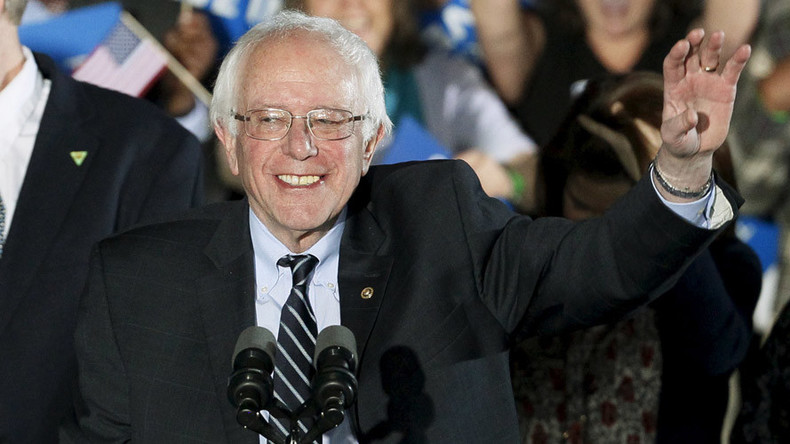 Bernie Sanders' Secret Service codename: 'Intrepid'