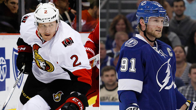 Phaneuf to Senators; Stamkos to Leafs?
