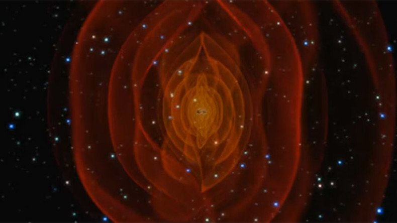 Let them talk: Listen to gravitational waves make noise as black holes collide (VIDEO)