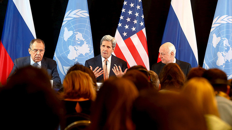 Syria crisis plan: Cessation of hostilities, humanitarian airdrops, peace talks laid out in Munich
