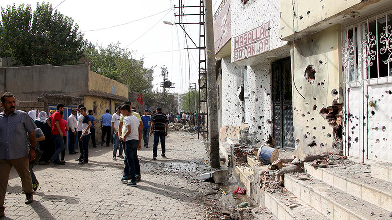 Turkey 'completes' bloody military operation in Kurdish town of Cizre