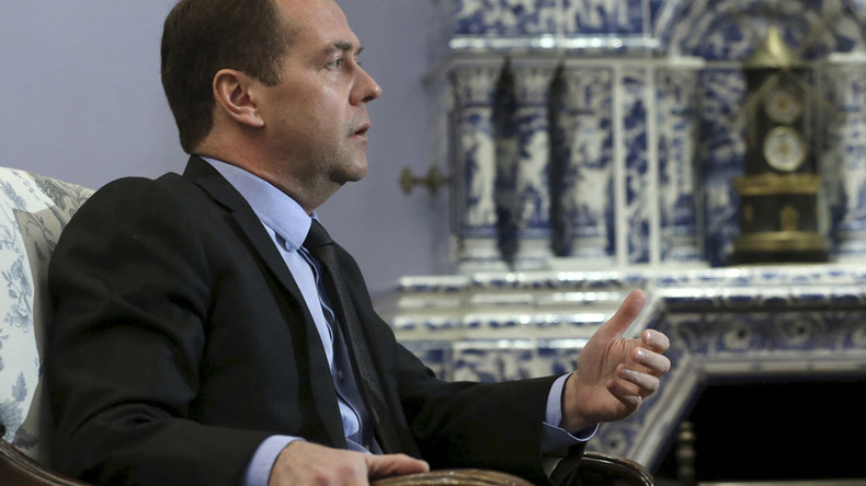 EU better respect Russia's interests or do business elsewhere - Medvedev