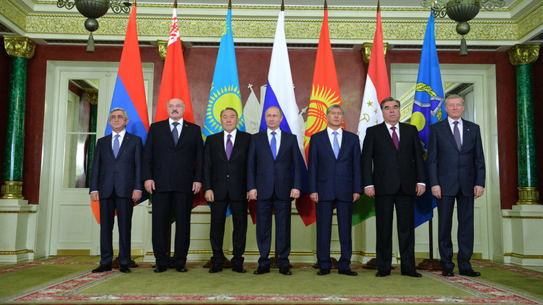 Head of Russia-led CSTO bloc says its countries have better security than some EU states