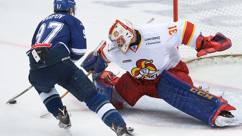 Ukraine bans KHL ice hockey TV channel for 'national security reasons'