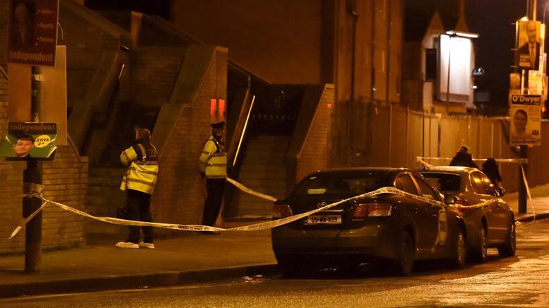 Gangland terror: Irish police advise journalists to leave homes over underworld threats