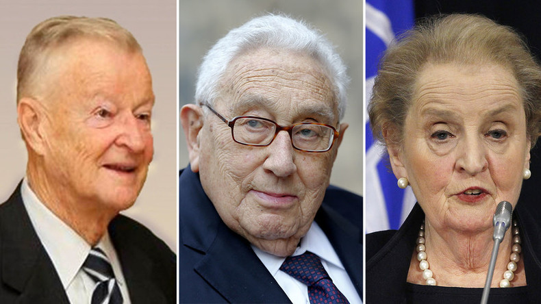 Kissinger, Albright and Brzezinski: A guide for Millennials