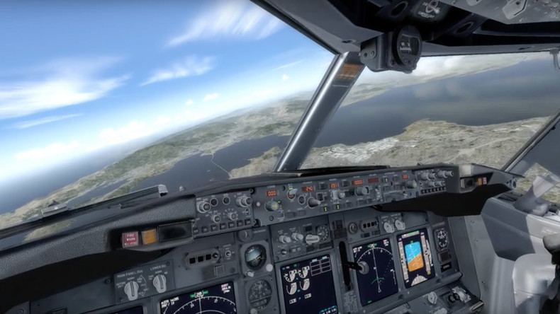 'Anyone know how to fly a plane?' 10 minute guide to landing 737