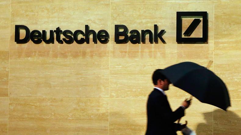 Keiser: Deutsche Bank 'technically insolvent', running a 'ponzi scheme'