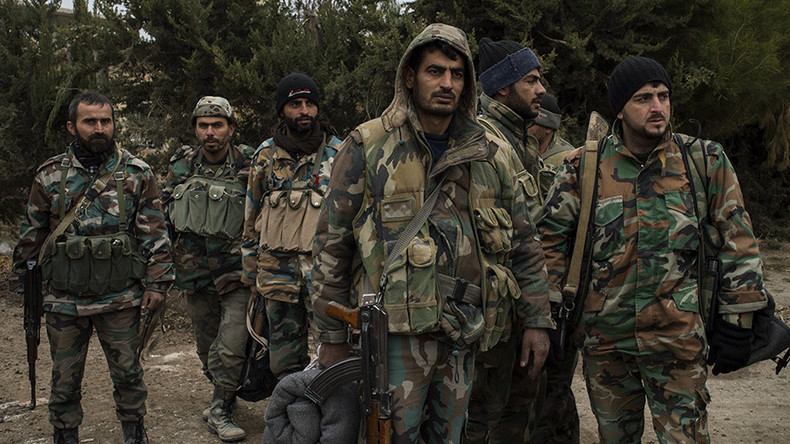 Syrian army advances into Raqqa in major anti-ISIS assault
