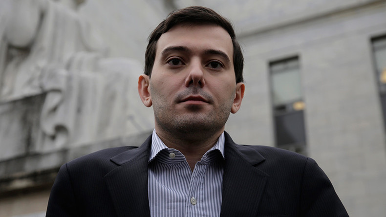 Shkreli, America's most 'hated' man, loses $15M in bitcoin with Kanye album scam