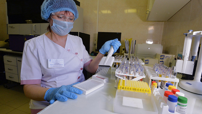 'Almost 100% effective, no side effects': Russian Ebola vaccine presented to WHO