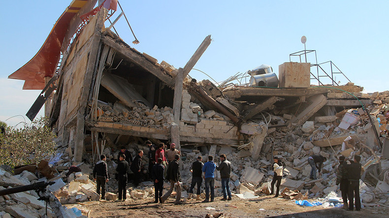 Syria hospital & school attacks kill dozens, 'cast shadow' on peace commitment – UN