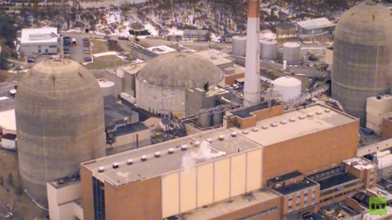 Indian Point plant leak sparks concern over 'Chernobyl on the Hudson'