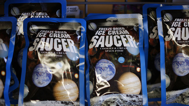 Astronaut ice cream is a hoax, childhood memories now ruined