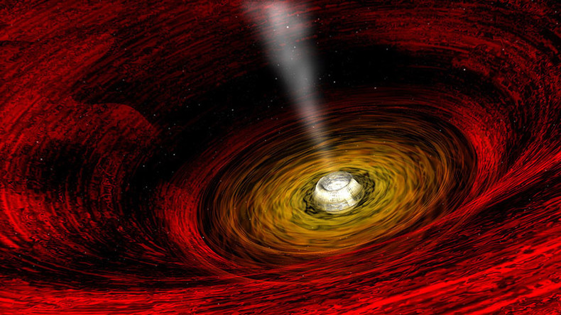 What if a black hole swallowed Earth? Scientist describes 3 possible scenarios
