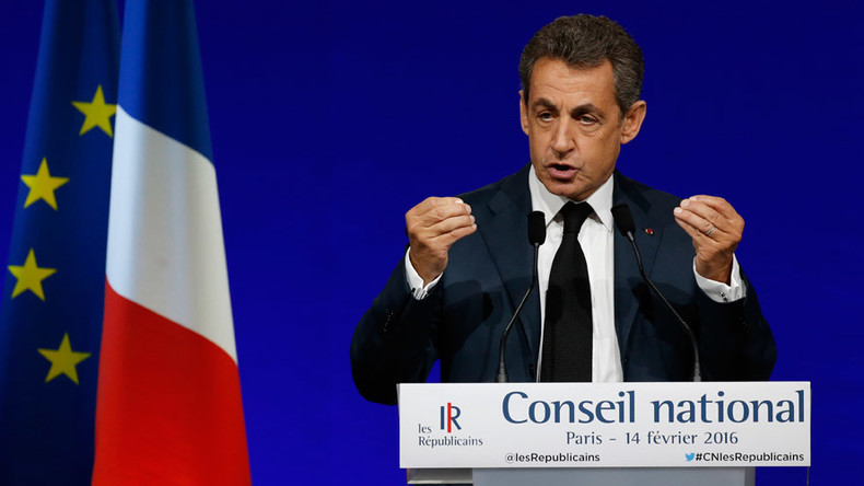 Sarkozy probed over 'illegal financing' of 2012 presidential campaign