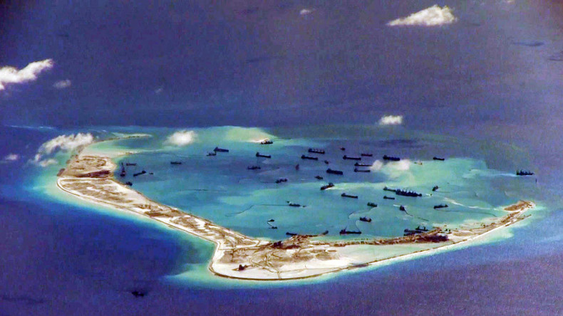 Beijing deploys 'necessary defenses' on disputed South China Sea Islands, says in line with intl law