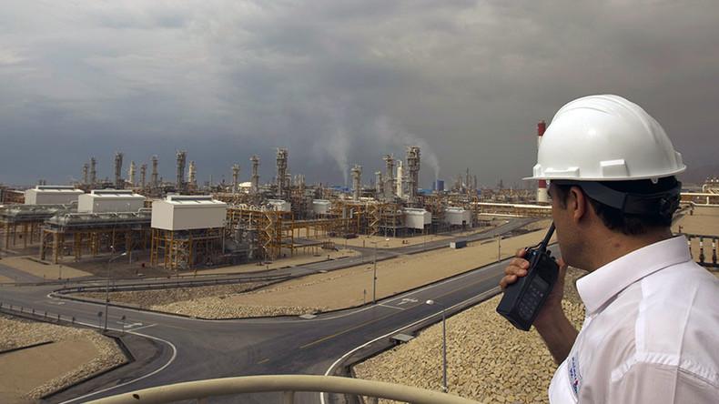 Tehran holds key to crude production freeze