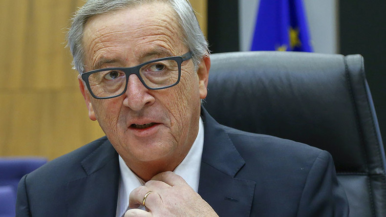 'No plan B': Juncker insists UK will never leave EU, won't draft contingencies