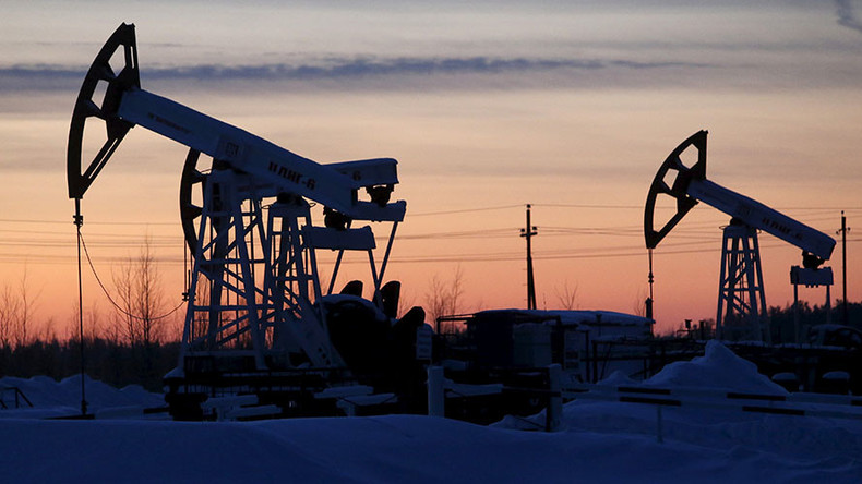 Oil prices surge as Iran calls crude output freeze 'positive'