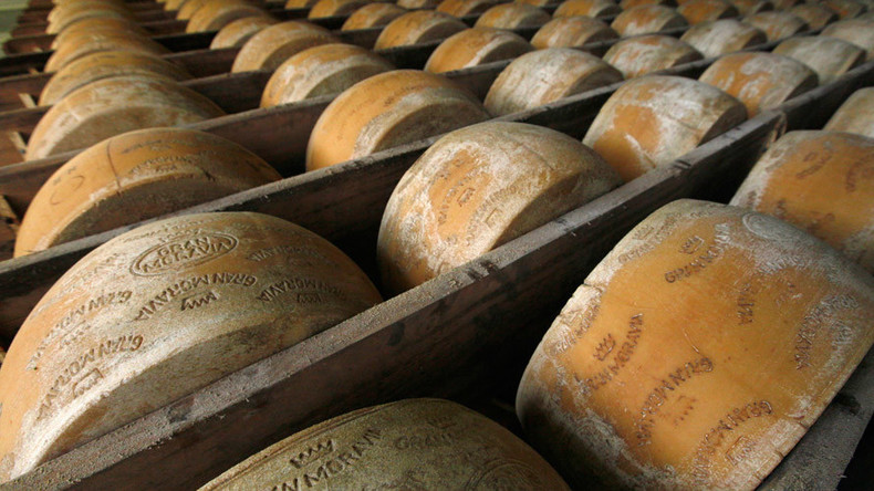 Cheese fraud: FDA finds traces of wood pulp, substitutes in Parmesan