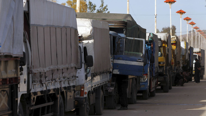 Vital humanitarian aid flows into besieged Syrian towns – UN, ICRC