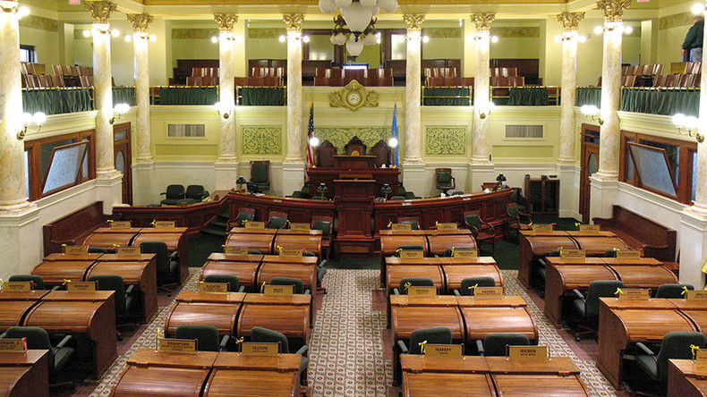 Segregation? S. Dakota senate under fire after passing anti-transgender 'bathroom bill'