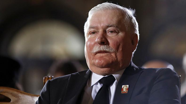 Polish institute accuses democracy-hero Walesa of being communist collaborator