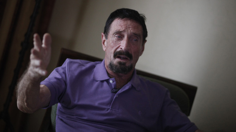 'I would eat my shoe': McAfee tells FBI he can open San Bernardino iPhone for free