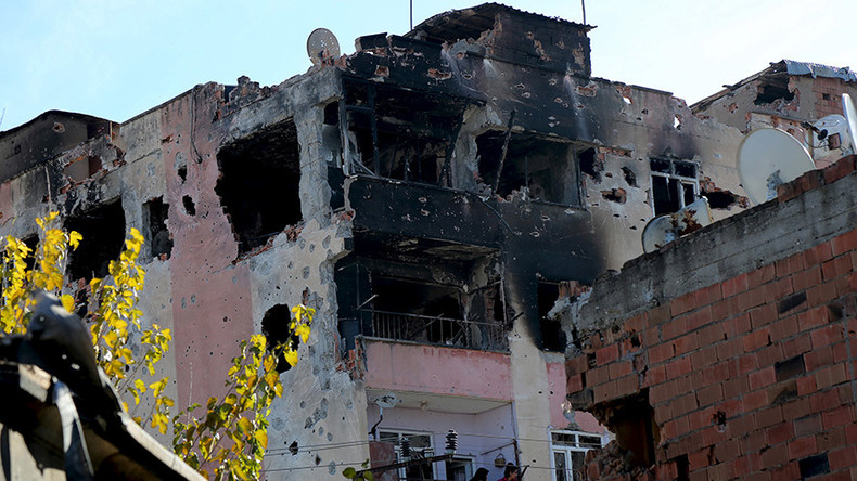 150 allegedly 'burned alive by Turkish military' during crackdown on Kurdistan Workers' Party (PKK)