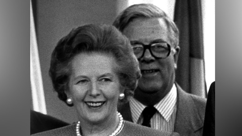 'Defender of apartheid': Thatcher urged to condemn S. Africa's racist policy, UK govt files show