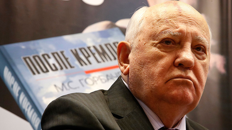 'Mind your own business' – Gorbachev snaps at Russian director accusing him of 'criminal policies'